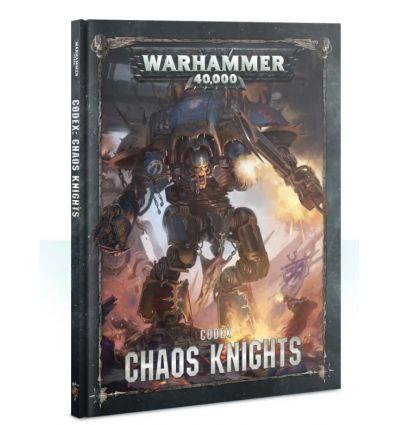 [Space Marines du Chaos] Codex: Chaos Knights