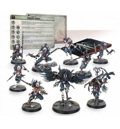 [Warcry] Corvus Cabal
