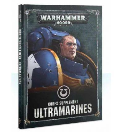 [Space Marines] Supplément de Codex Ultramarines