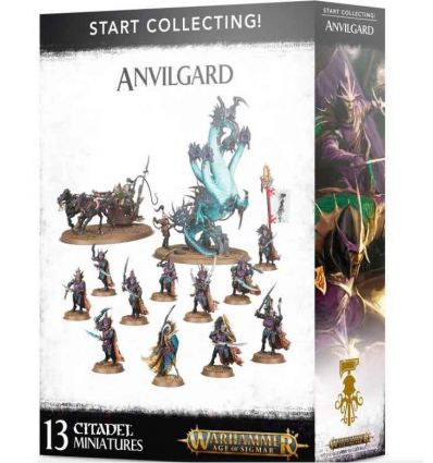 Daughters of Khaine - Anvilgard Start Collecting !