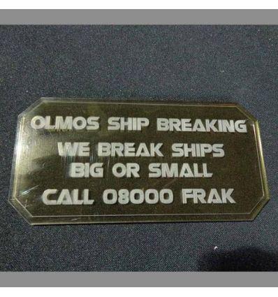 Sign G (Olmos Ship Breaking)
