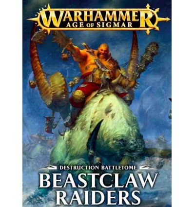 *[Beastclaw Raiders] Battletome