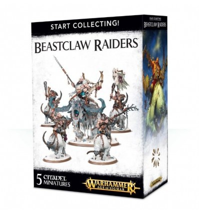 Ogor Mawtribes - [Beastclaw Riders] Start Collecting