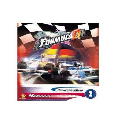 Formula D : Circuit Hockenheim / Valence (Extension)