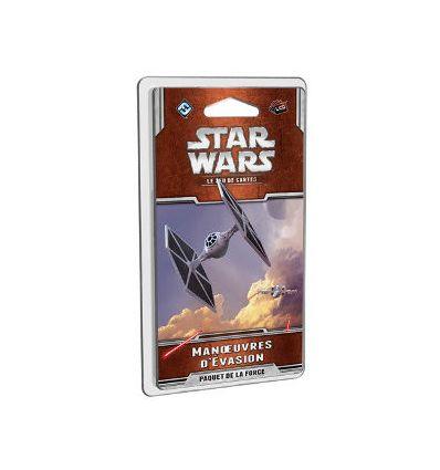 Star Wars JCE : Manœuvres d'Evasion (Cycle Escadron Rogue)