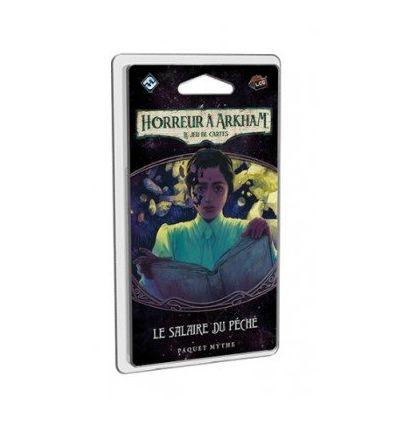Horreur a Arkham JCE: Le Salaire du Peche (Campagne 4)