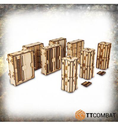 Iron Labyrinth High Walls