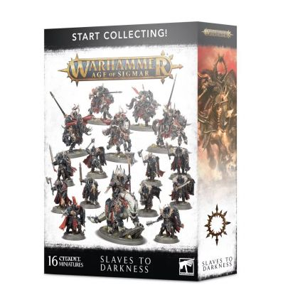 Slaves to Darkness - Start Collecting !