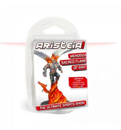 "Aristéia ! Mendoza \\""Sacred Flame of God\\"" Skin"
