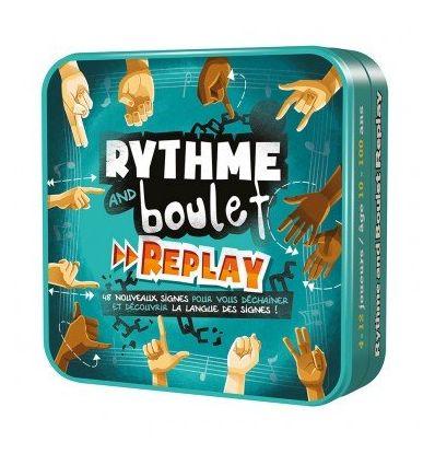 Rythme and Boulet : Replay