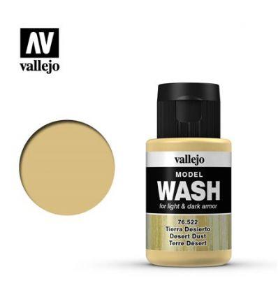 Wash terre desert