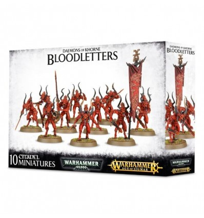 Khorne - Bloodletters