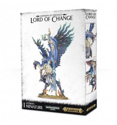 Tzeentch - Lord Of Change