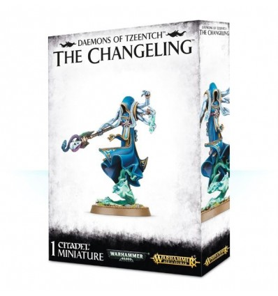 [Daemons of Tzeentch] The Changeling