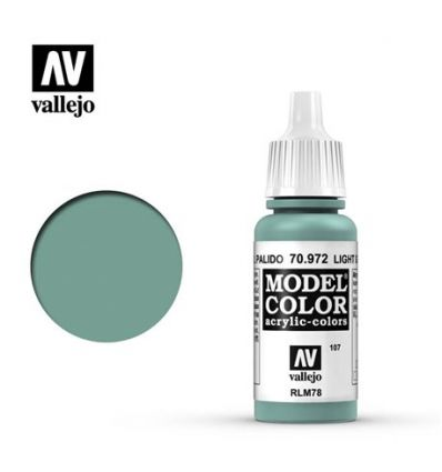 107 - Vert Bleu Pale - FS 25352