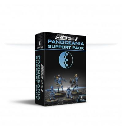 Infinity The Game - Code One: PanOceania Support Pack