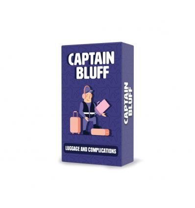 Jeu de cartes - Captain Bluff