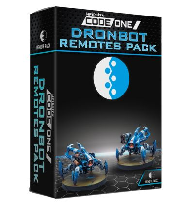 Infinity -Dronbot Remotes Pack