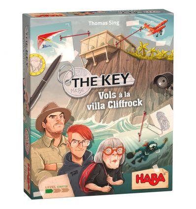 The Key Vols A La Villa Cliffrock