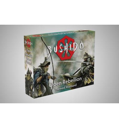 Bushido le Jeu de Figurines - Starter Open Rebellion VF