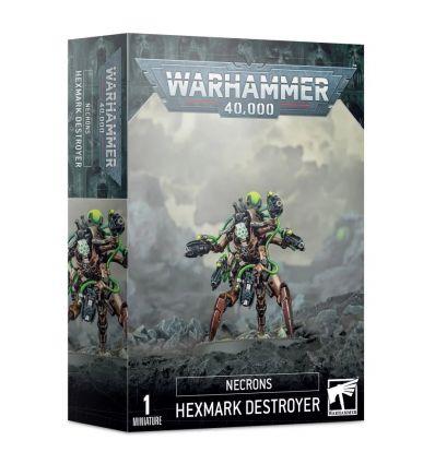 Nécrons - Destroyer Hexmark