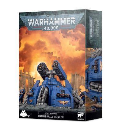 Space Marines - Bunker Hammerfall
