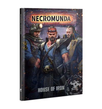 Necromunda - House of Iron (VO)