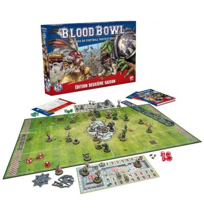 Blood Bowl - Edition 2nde Saison