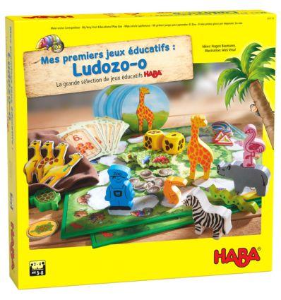 Mes Premiers Jeux Educatifs - Ludozo-o