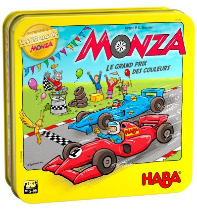 Monza 20 ans