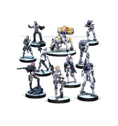 Infinity The Game - Aleph's Operations Action Pack