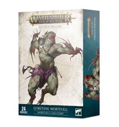 Broken Realms: Gorstane Mortevel – Cour Infernale de Mortevel