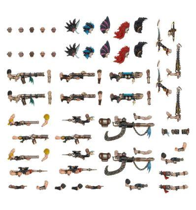 Necromunda - Armes et Améliorations Escher
