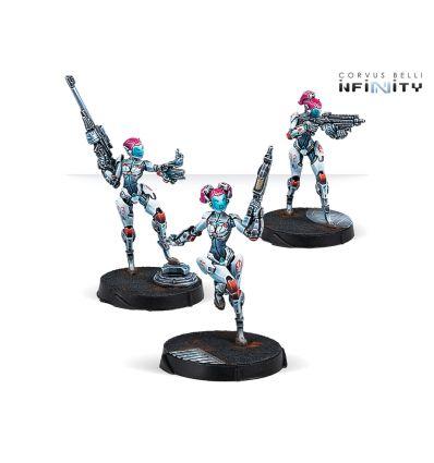 Infinity The Game - JSA - KARAKURI SPECIAL PROJECT