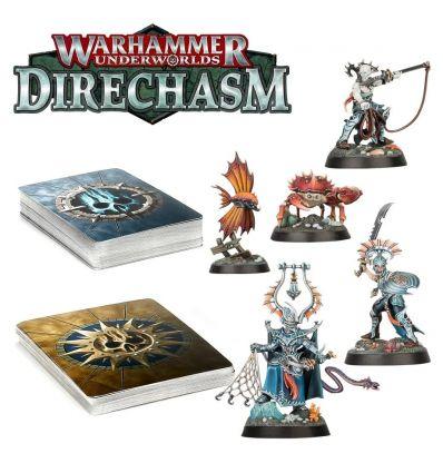 Warhammer Underworlds: Direchasm – Les Pilleurs d'Âmes d'Elathain