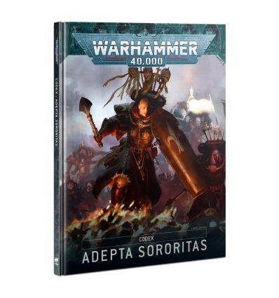 Adepta Sororita - Codex V9