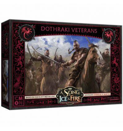 Game Of Throne Dothraki Veterans