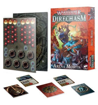 Warhammer Underworlds - Direchasm - Arena Mortis
