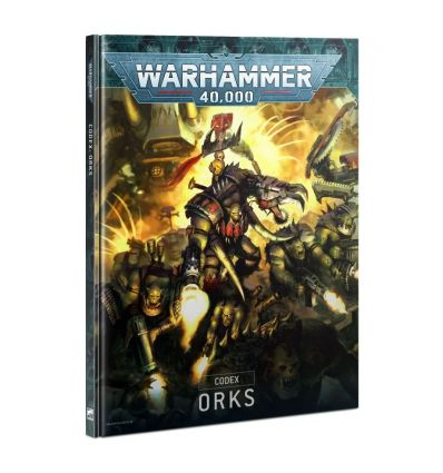 Codex Orks - V9
