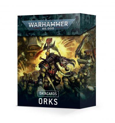 Orks - Datacards