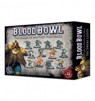 Blood Bowl -Equipe Naine