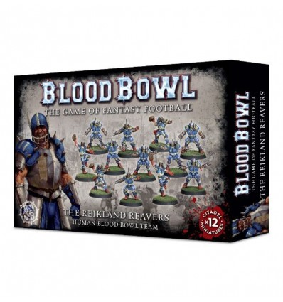 [Blood Bowl] Equipe Humaine