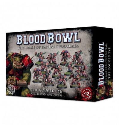 Blood Bowl -Equipe Orque