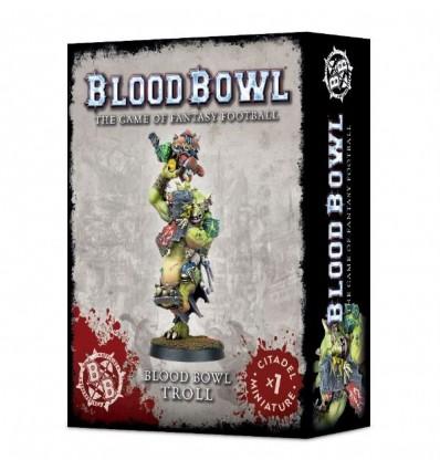 [Blood Bowl] Troll