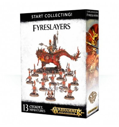[Fireslayers] Start Collecting