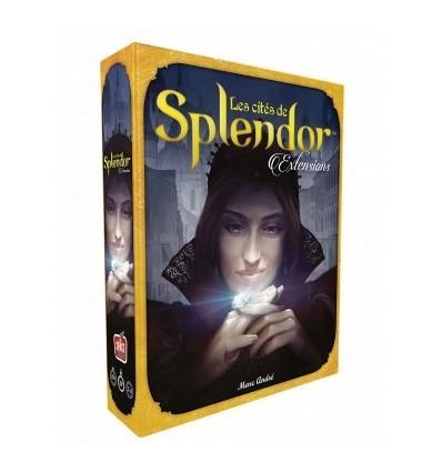 Splendor - Extension Les Cités de Splendor