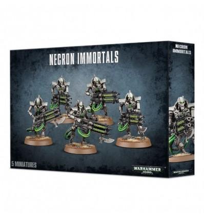 [Necrons] Necron Immortals/Deathmarks