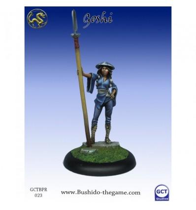 [Bushido] Female Goshi