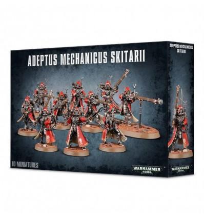 [Skitarii] Adeptus Mechanicus Skitarii Rangers/Vanguard