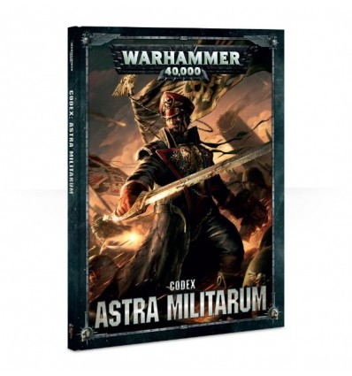 [Astra Militarum] Codex V8